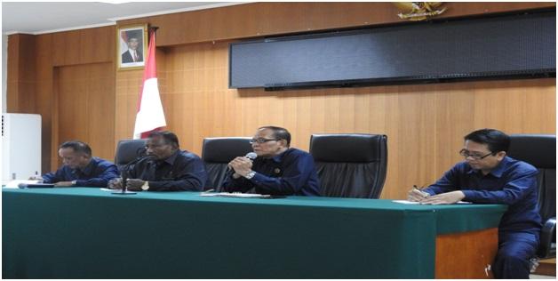 PTA Jayapura Gelar Rapat Pembinaan Rutin | (13/9)